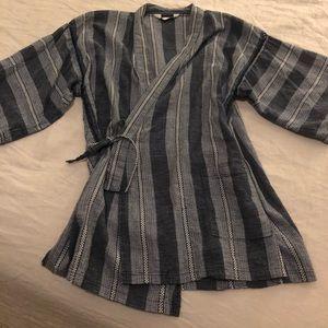 Authentic Cotton Kimono top!